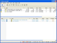 BitTorrent MP3 screenshot